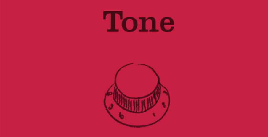 Tone of what? Voice and tone? Brand voice? Explain…